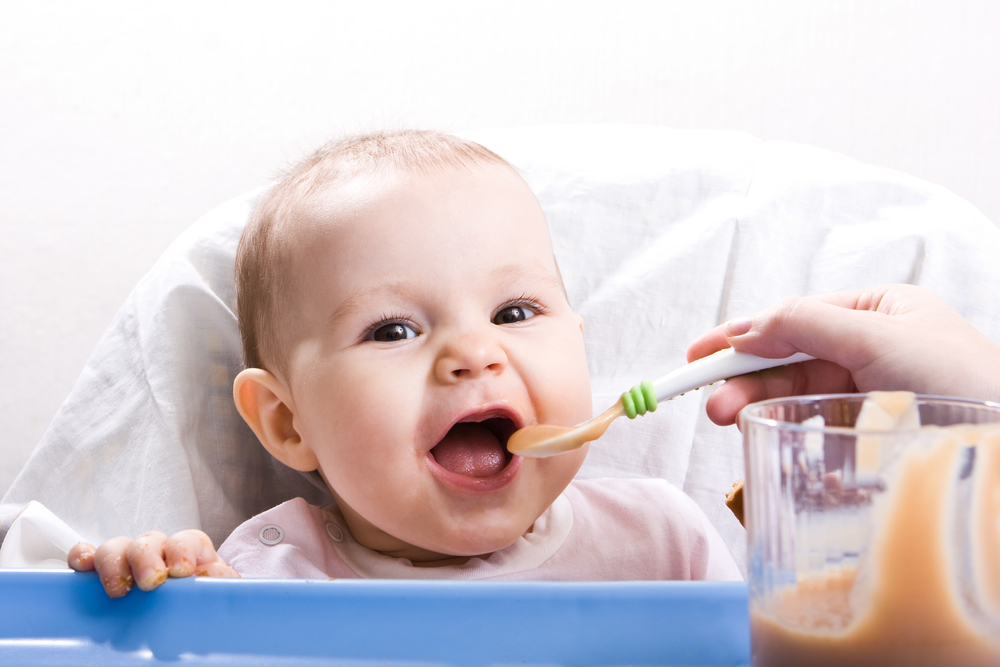 When Can A Baby Eat Solid Food