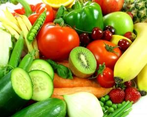 raw fruit