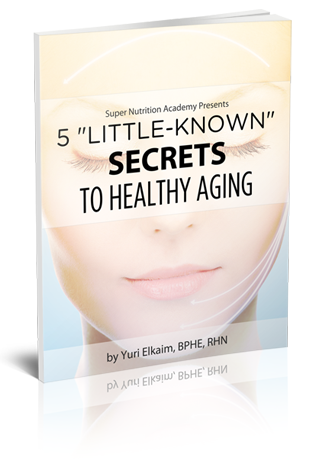 5 Little Known Secrets to Healthy Aging